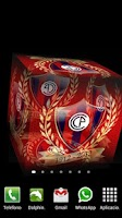 Screenshot of 3D Cerro Porteño Fondo Animado