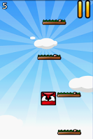 Screenshot of Super Jump Block