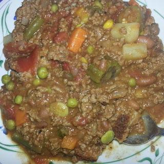 Cowboy Stew Recipes