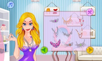 Screenshot of Girls Games-Jewelry Maker