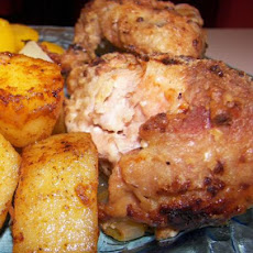 Oven-Baked Buttermilk Chicken