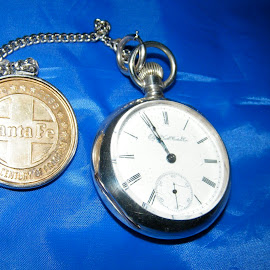 My grandfathers watch >100 yrs old  by Donna Probasco - Novices Only Objects & Still Life ( object )