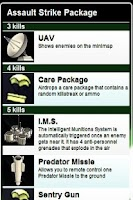 Screenshot of MW3 Information Free