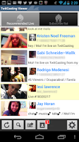 Screenshot of TwitCasting Viewer - (Free)