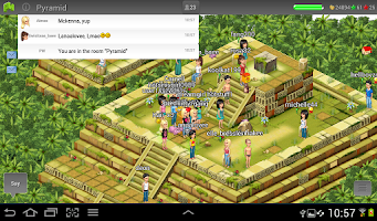 Screenshot of Parallel Worlds