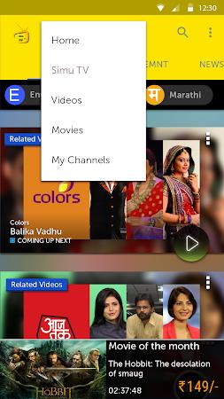 IDEA Live Mobile Tv Online 26 screenshot 221774