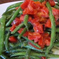Tangy Green Beans Fit for a Diabetic