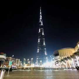 Burj Khalifa by Jawid Wahidi - Travel Locations Landmarks