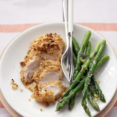 Peanut-Crusted Chicken Breasts
