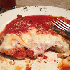 Can you say real chicken parm!!!!!!!!!!!