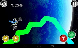 Screenshot of Trial Bike HD BETA