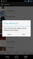 Screenshot of Album Art Grabber
