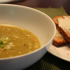 Andersen's Split Pea Soup (Crock Pot Version) Copycat