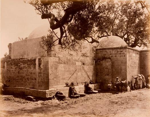 Camakiya Sabil (fountain) in Gaza