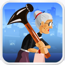 Angry Gran Best Free Game mobile app icon