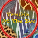 TROUBLE AT THE ZOO icon