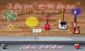 Screenshot of JamExam Premium Guitar Ukulele