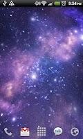 Screenshot of Galactic Core Free Wallpaper