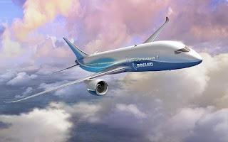 Screenshot of Boeing 787