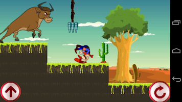 Screenshot of Bull Chase