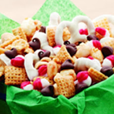 Holiday Swirl Party Mix