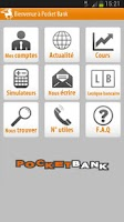 Screenshot of Pocket Bank