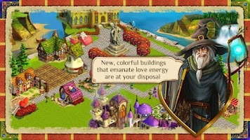 Screenshot of Enchanted Realm