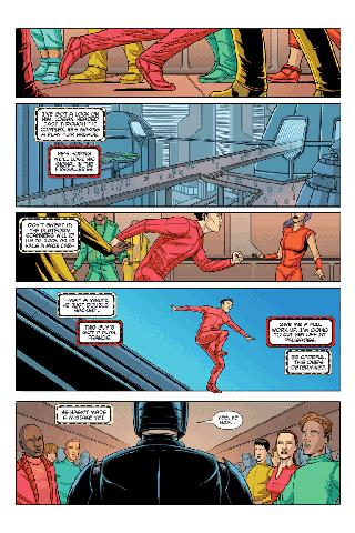 Logan's Run Issue 1