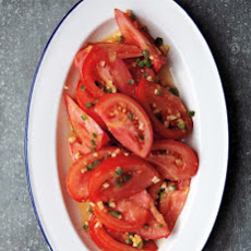 Tomatoes with Ginger, Lemon, and Chile