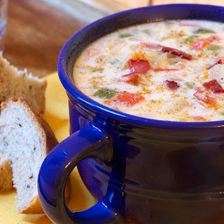 OLD BAY Clam Chowder