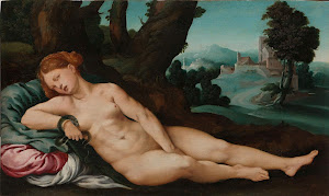 RIJKS: attributed to Jan van Scorel: painting 1524