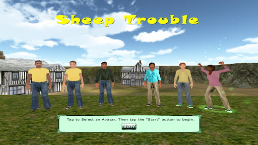 Sheep Trouble
