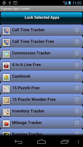 Express App Locker Free