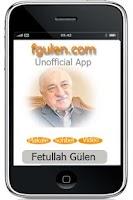 Screenshot of Fethullah Gulen Unofficial App