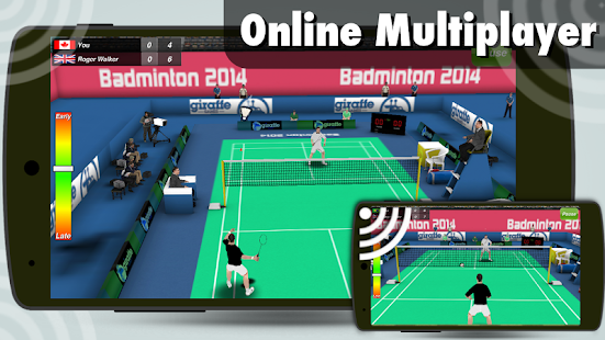 Badminton 3D- screenshot thumbnail