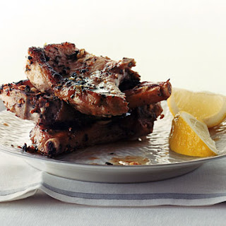 Garlic And Rosemary Pork Ribs Recipes