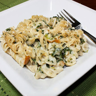 Healthy Chicken Spinach Casserole Recipes