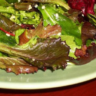 Restaurant Quality Salad at Home