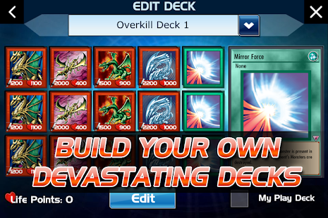 Yu-Gi-Oh! BAM Pocket APK for Bluestacks