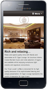 El Cigar Lounge - screenshot
