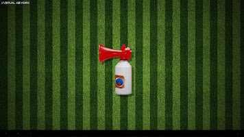 Screenshot of Virtual Air Horn