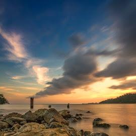 Rock by Hadi Nyali - Landscapes Beaches