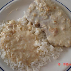 Pork Chops and Gravy