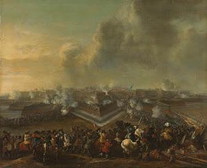 RIJKS: Pieter Wouwerman: painting 1682