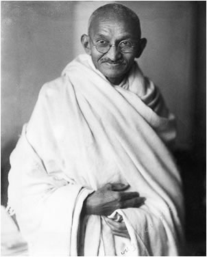 Mohandas Karamchand Gandhi