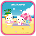 Hello Kitty Beach Theme