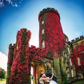 Swinton 2 by Pete Bristo MBE  - Wedding Bride & Groom ( wedding, fotoinspir3, swinton park )