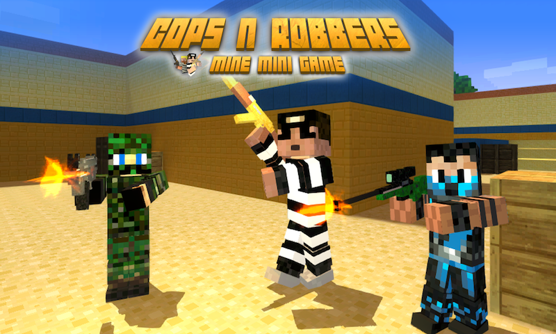 Cops N Robbers - FPS Screenshot 10