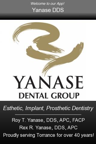 Dr Rex Yanase