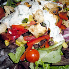 Chicken and Black Bean Salad